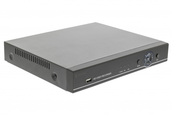 8 - Digitaler Kamerarecorder HDD 1 TB
