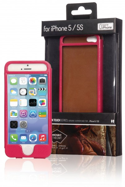 Telefon Hartschalenetui Apple iPhone 5s Rosa
