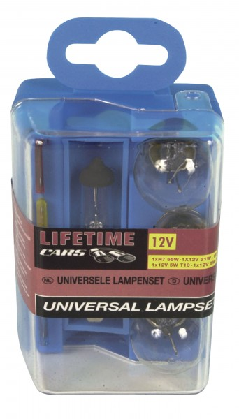 Universales Lampenset Universell