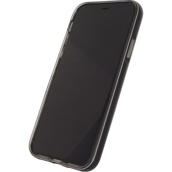 Telefon Gelly+ Case Apple iPhone X/Xs Schwarz